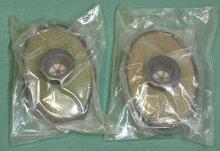 Фильтрующие элементы (запасные щеки) для противогаза ПБФ (противогаз Хомяк)