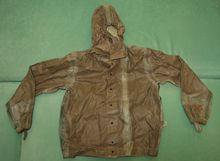 Куртка защитная прорезиненная от промышленного костюма химзащиты 611