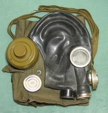 Противогаз военный ракетчика ПРВМ, ПРВ-М (шлем-маска ШМ-70Р)